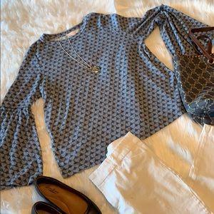 NWT Lauren Conrad lightweight sweater sz Large